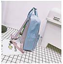 Рюкзак для девочки подростка школьный, водонепроницаемый в стиле Канкен, фото 3