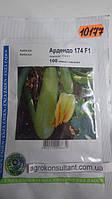 Насіння кабачка Ардендо F1 (Enza Zaden, АГРОПАК +), 100 насінин - ранній гібрид (40-45 днів), світлий