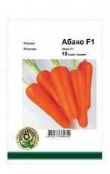 Семена Морковь Абако F1 10 гр Seminis 2195