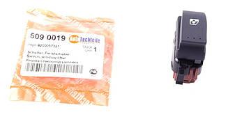 Кнопка склопідіймача (правого) Renault Trafic 01- (509 0019) Autotechteile