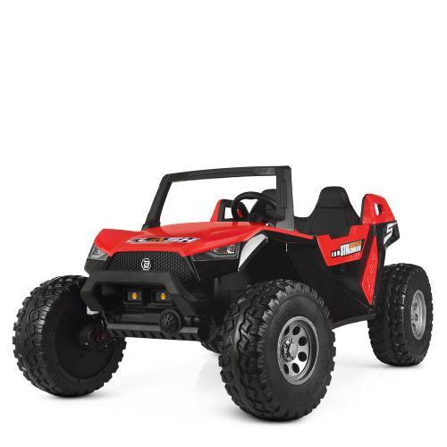 Детский электромобиль M 4170EBLR-3 красный Buggy