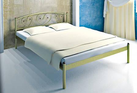 Кровать металлическая ДАРИНА-1 (DARINA ), фото 2