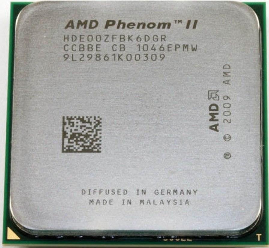 AMD Phenom II X6 1090T Black Edition HDT90ZFBK6DGR 3.2GHz AM3 125W CPU