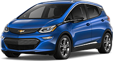 Защита двигателя на Chevrolet Bolt (c 2016--)