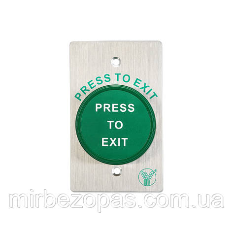 Кнопка выхода PBK-819B, фото 2