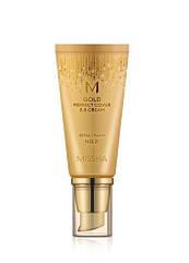 ВВ-крем с бархатным покрытием Missha M Gold Perfect Cover B.B Cream (SPF42/PA+++) №21, 50ml