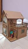 Кукольный домик для куклы Лол ночник светильник. В ПОДАРОК мебель!!!, фото 2