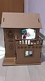 Кукольный домик для куклы Лол ночник светильник. В ПОДАРОК мебель!!!, фото 4