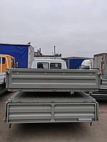 Тентованная бортовая платформа 3302 (3 метра), фото 1