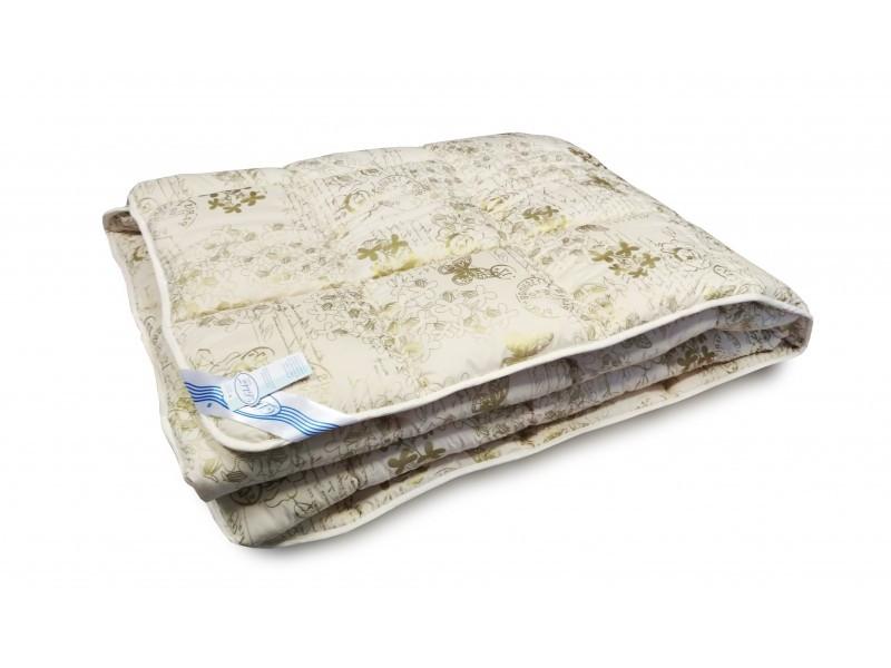 "Одеяло весна-осень Leleka-Textile 200х220 ""Овечья Шерсть"""