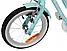 Детский велосипед  SUN BABY BMX STARS 14(голубой), фото 5