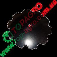 Диск ромашка Ø=660 мм, квадрат 30х33 John Deere (Bellota), N242294 (GM6-1938-26MDB98)