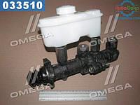 ⭐⭐⭐⭐⭐ Цилиндр тормозной главный ГАЗ 53,3307 2-секционный (с бачком) (бренд  ГАЗ)  66-11-3505211-01