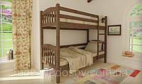 Кровать Бай-бай двухъярусная 80 (Мебигранд/Mebigrand) 860х2020(2120)х1700мм, фото 1