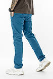Джинсы Franco Benussi с косыми карманами 18-800 Marine, фото 6