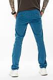 Джинсы Franco Benussi с косыми карманами 18-800 Marine, фото 5