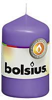 Свеча цилиндр ультрафиолетовая bolsius 8 см (50/80-042Б)