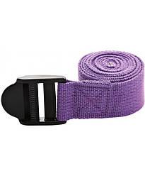 Ремінь для йоги LiveUp YOGA STRAPS LS3236A
