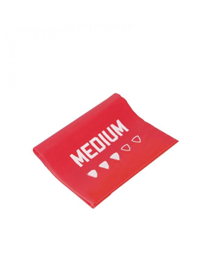 Эспандер-лента LivePro RESISTANCE BAND Medium красный
