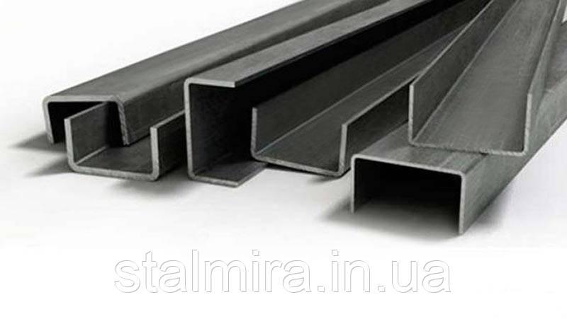 Швеллер гнутый 100х60х3 сталь S235JR