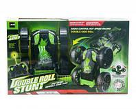Перевертыш игрушка для мальчиков на радиоуправлении, цвет чёрный,модель 5588-603, в коробке