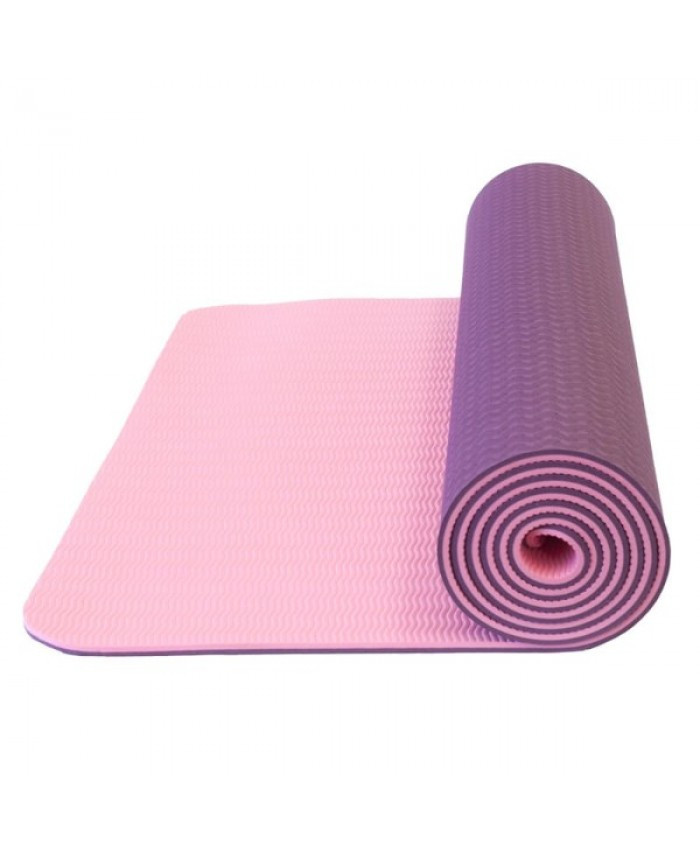 Килимок для йоги LiveUp TPE LS3237-06p