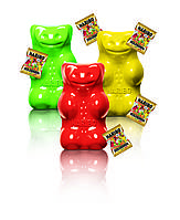 Haribo Goldbears Green 120 g