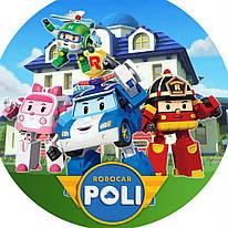 Robocar Poli Робокар Поли