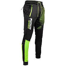 Спортивные штаны Venum Training Camp 2.0 Pants Black Neo Yellow