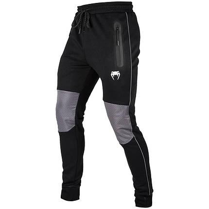 Спортивные штаны Venum Laser Pants Black, фото 2