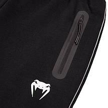 Спортивные штаны Venum Laser Pants Black, фото 3