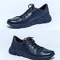 Мужская осенне-весенняя обувь натуральная кожа и велюр