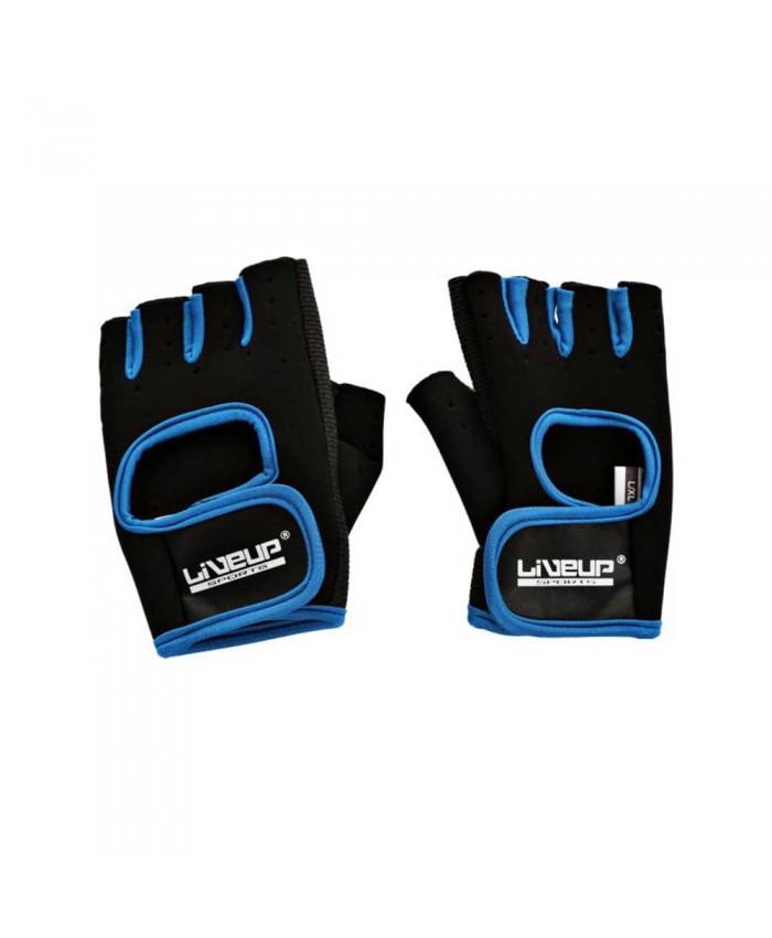 Перчатки для тренировки LiveUp TRAINING GLOVES LS3077-SM