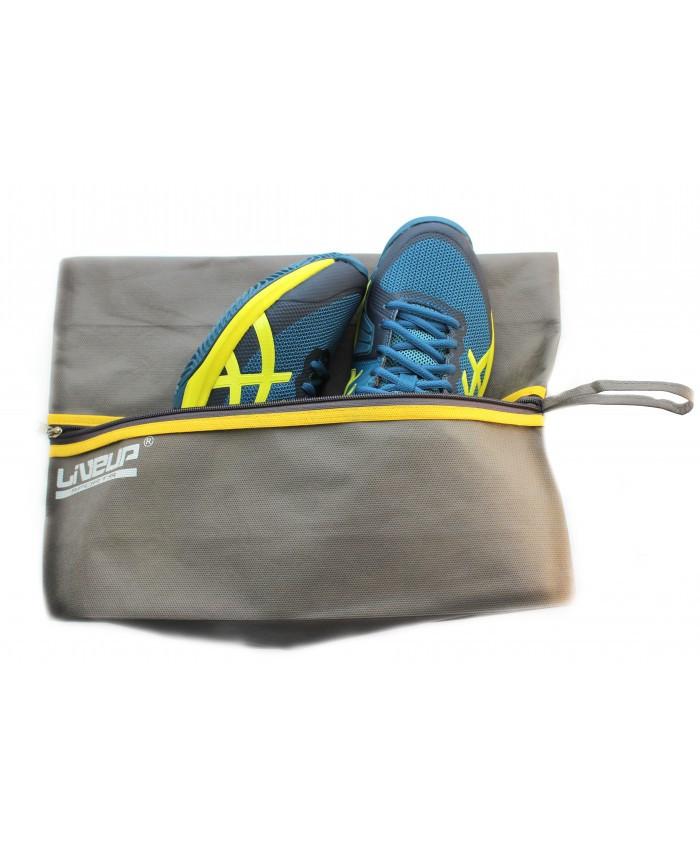 Сумка LiveUp Shoe bag cерый L/XL