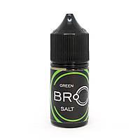 Жидкость Nolimit BRO Salt Green 30 мг 30 мл