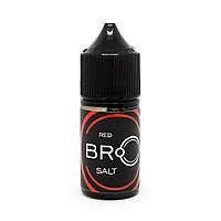 Жидкость Nolimit BRO Salt Red 30 мг 30 мл