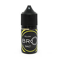 Жидкость Nolimit BRO Salt Yellow 30 мг 30 мл