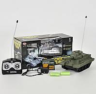 Детский танк на радиоуправлении