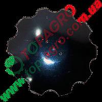 Диск ромашка Ø=510 мм, 4 отвори Farmet/Case/Gaspardo (Bellota), 3007653 / M65400214R (D6 5 1966-20MR.10)