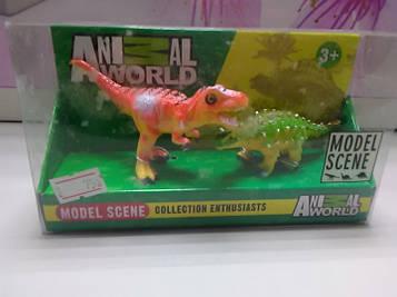 Детский набор динозавров