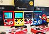 Портативная приставка с джойстиком консоль Retro FC Game Box Sup dendy 400 in 1 Черный, фото 7
