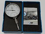 Индикатор часового типа I.D.F. ИЧ-10-0.01 мм кл1 (±0,02 мм) без ушка Италия, фото 2