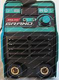 Зварювальний апарат Grand ММА-360 (дисплей), фото 5