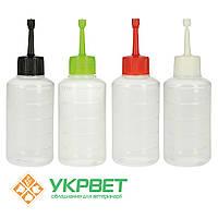 Бутылочки для спермы с отламывающимся носиком 100 мл (MS Schippers)