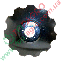 Диск ромашка Ø=572 мм, Case (Bellota), 87443009 (SAT 6-1952-22 MR104)