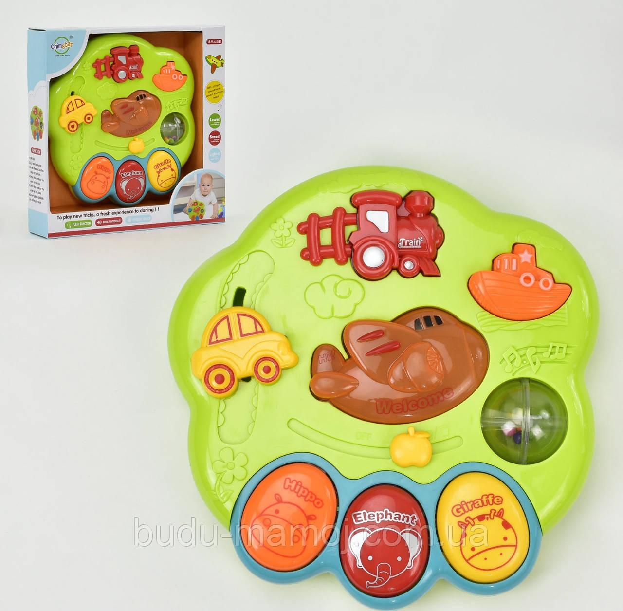Пианино развивающая музыкальная игрушка для малышей