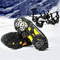 Льодоступи Crampons Anti-Skid Shoe Cover., фото 1