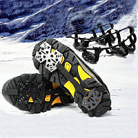 Ледоступы Crampons Anti-Skid Shoe Cover.