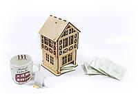 Чайный домик «Баварский домик» из фанеры