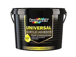Клей акриловый Kompozit UNIVERSAL (1 кг)